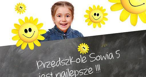 Jak jest w przedszkolu Sowia 5?