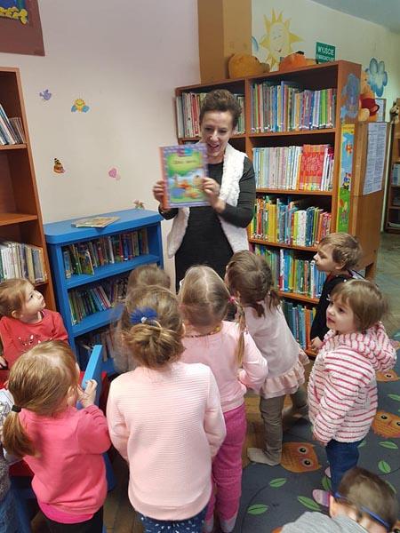 czy warto z dzieckiem chodzić do biblioteki