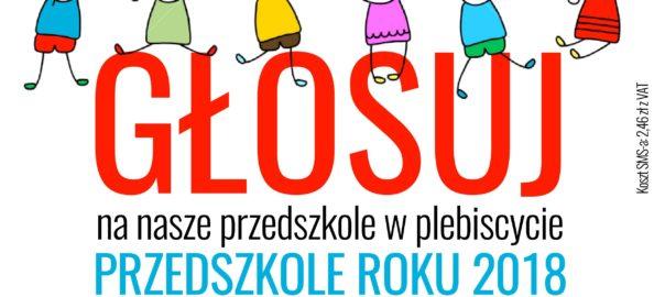 Przedszkole na medal - plebiscyt Dziennika Zachodniego