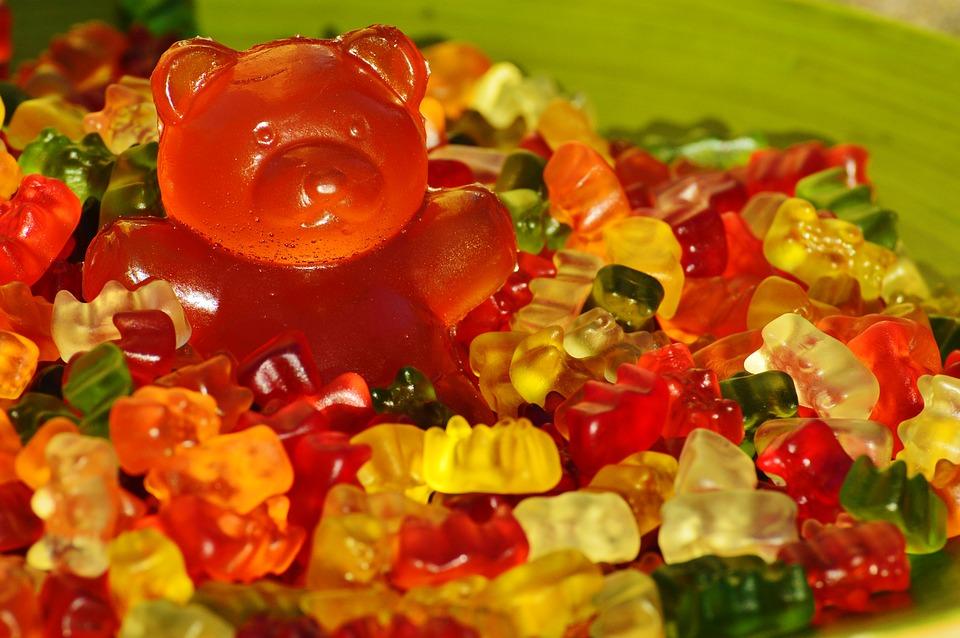 czy dzieci powinny jeść słodycze