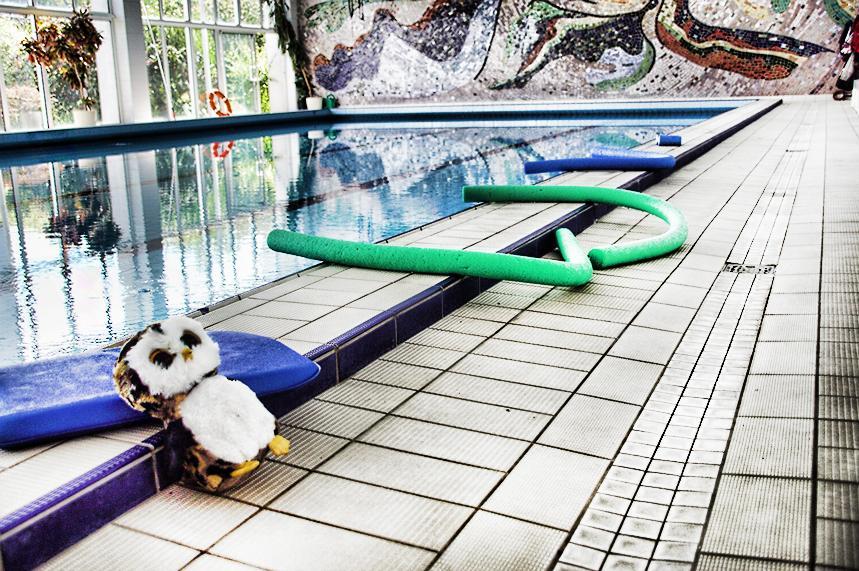 Kiedy zacząć naukę pływania