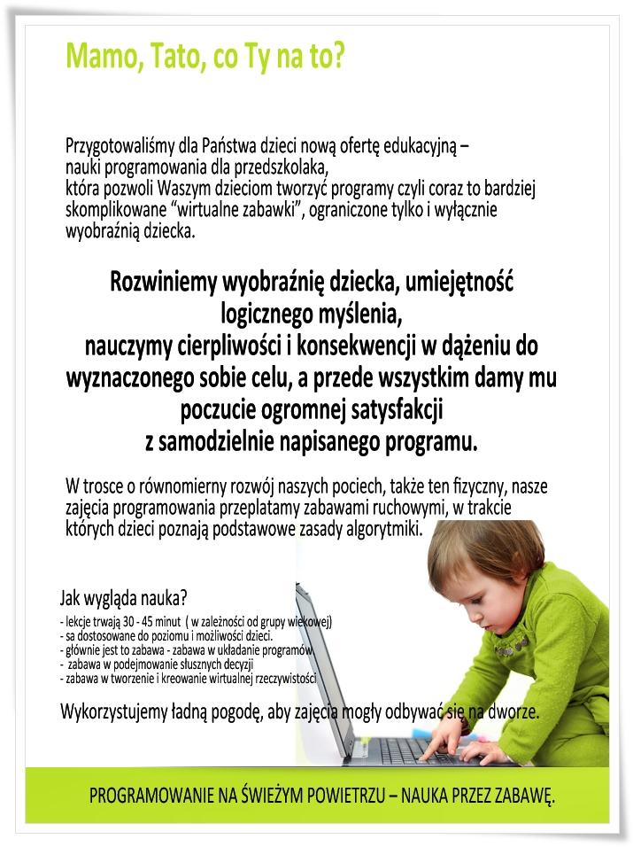 oferta programowania
