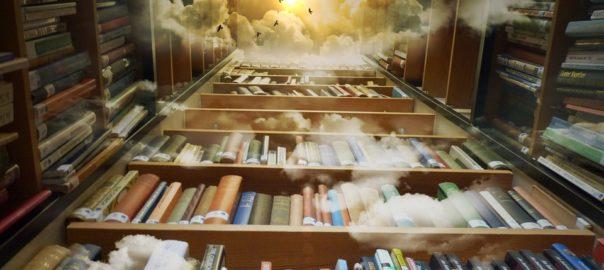 przedszkolak w bibliotece