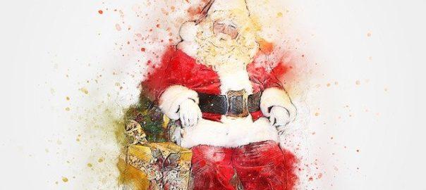 Mikołaj się zbliża