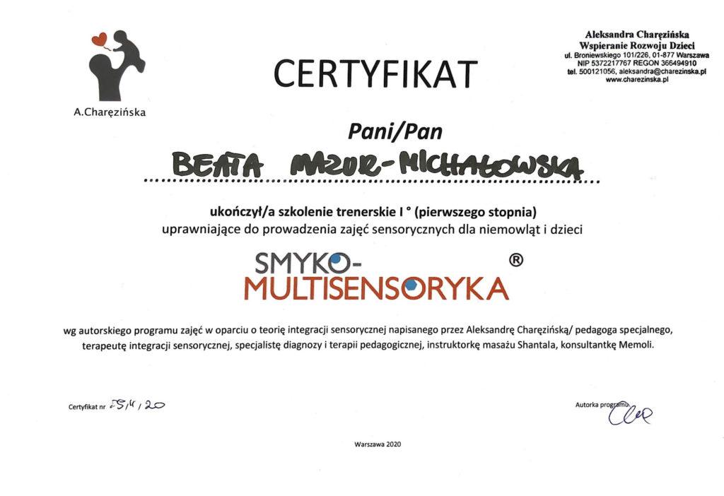 Milti-sensoryka